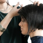 Inspiration for a trendy, short hairstyle